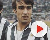 Addio a Pietro Anastasi: il Pelé Bianco della Juventus si è spento a causa di una malattia