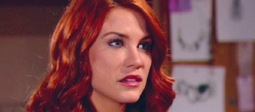 Beautiful, spoiler Usa Sally accusa un malore, Ridge e Steffy in ansia