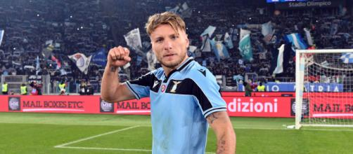 E' un super Ciro Immobile, tripletta alla Samp e quota 23 goal in 19 partite