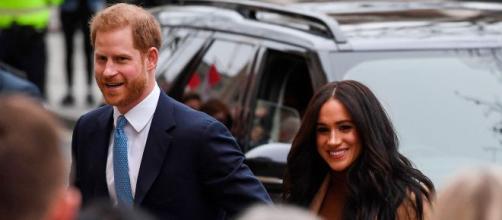 El príncipe Harry y Meghan Markle renuncian a sus títulos- airesdelaciudad.com