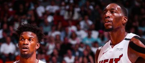 Les Miami Heat. Credit: Instagram/miamiheat