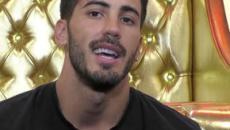 GF Vip, Ivan Gonzalez sempre più attratto da Clizia: 'Mi trasmette tanto'