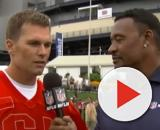 Brady and McGinest were teammates for 12 seasons. [Image Source: NFL Media Originals/YouTube]