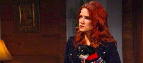Beautiful, anticipazioni americane: Katie viene a sapere che Sally ha una malattia.