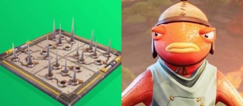 """""""Fortnite"""" player want traps removed. Credit: In-game screenshot"""