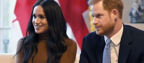Harry, Meghan to quit royal jobs, give up 'highness' titles- (photo credit BBC/ You Tube)