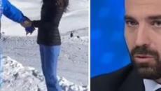 Salvini imita Papa Francesco, Marattin attacca: 'Al massimo ti strattona uno in divisa'