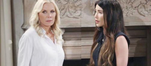 Beautiful trame Usa: Brooke nasconde ad Hope il piano di Steffy per smascherare Thomas