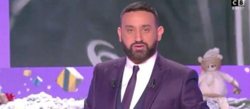 Cyril Hanouna en dit plus sur sa nouvelle émission 'La Grande Rigolade'. Credit: Capture d'écran/C8