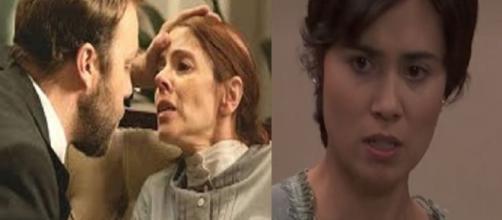 Il Segreto spoiler: il Mesia uccide l'infermiera Dori e rapisce Beltran ed Esperanza