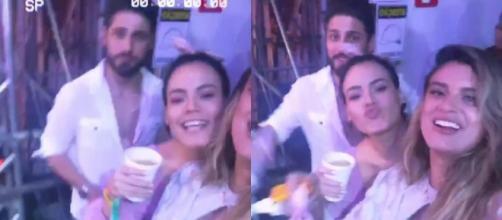 Letícia Lima e Daniel Rocha vivem romance às escondidas. (Arquivo Blasting News)