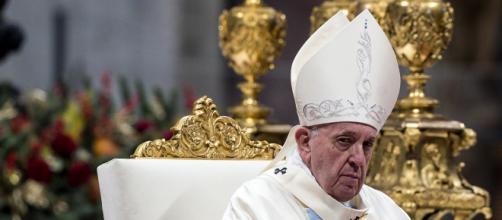 """Papa pede desculpas por """"ter perdido a paciência"""". (Arquivo Blasting News)"""
