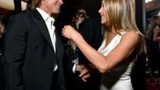 Brad Pitt et Jennifer Aniston : leur complicité agite la Toile