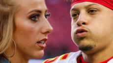 Torrey Smith defends Patrick Mahomes girlfriend Brittany Matthews against online abuse