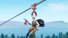 Dakotaz and Cloak reveal 'Fortnite' teleporting exploit using ziplines