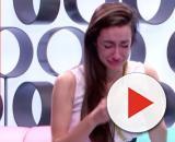 Adara llorando por haber besado a Gianmarco