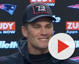 Brady is eyeing a 7th Super Bowl ring. [Image Source: New England Patriots/YouTube]