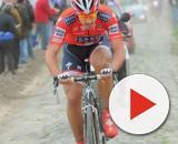 Fabian Cancellara alla Parigi Roubaix
