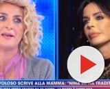 Live - Non è La d'Urso, acceso confronto tra la madre di Luigi Favoloso e Nina Moric.