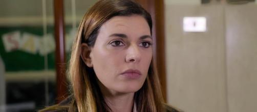 Claudia Ruffo, interpreta Angela Poggi nella soap Un posto al sole