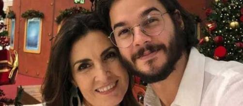Fátima Bernardes namora o deputado federal Tulio Gadelha (PDT). (Arquivo Blasting News)