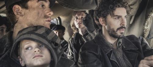 La guerra è finita, anticipazioni della terza puntata in onda il 27 gennaio.