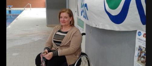 Roberta Cascio, delegato provinciale Fisdir per il progetto 'Le ali della libertà'.