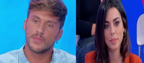 Uomini e Donne, 20 gennaio: Raselli sceglie Giulia D'Urso, che risponde 'sì'.