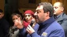 Salvini contestato in Emilia Romagna pubblica video degli insulti: 'Avete perso'
