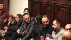 Avellino: operai Novolegno occupano da giorni il Comune per dire no a 117 licenziamenti