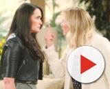 Beautiful, trame Usa: Brooke teme che Quinn abbia 'progettato' il bacio tra Shauna e Ridge