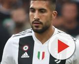 Emre Can dovrebbe essere escluso dalla Lista Champions League dalla Juventus.
