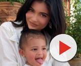 Stormi, la hija de Kylie Jenner, estrena su primera colección de maquillaje