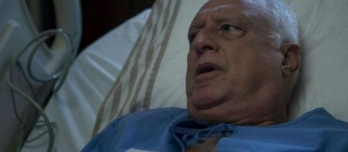 Alberto conversará com a protagonista depois de morto em 'Bom Sucesso'. (Reprodução/TV Globo)