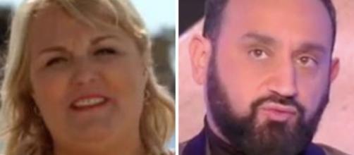 Cyril Hanouna confirme ne plus être en contact avec Valérie Damidot dans TPMP. Capture/TF1/C8