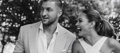 Demi-Leigh Nel-Peters y Tim Tebow tuvieron una boda de ensueño en Cape Town. - telemundo.com