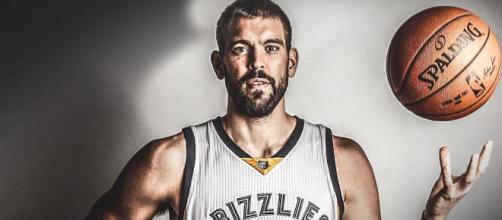 Grizzlies news: Marc Gasol didn't travel with Memphis to Oklahoma ... - clutchpoints.com