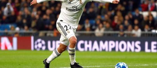 Isco, centrocampista offensivo del Real Madrid