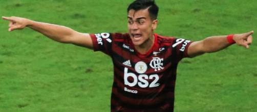 Jovem promessa do Flamengo, Reinier inicialmente jogará pelo Real Madrid Castilla. (Arquivo Blasting News)