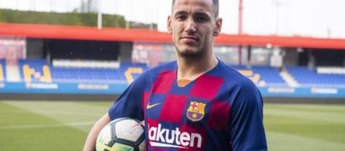 L'ex Inter Rey Manaj firma con il Barcellona B.
