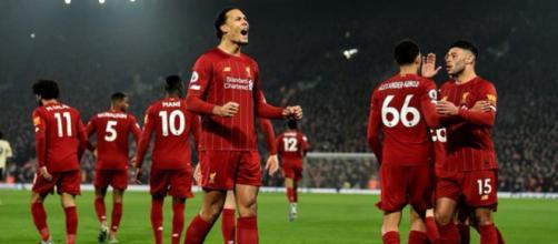 Liverpool réalise un début de saison record (Credit : Twitter Liverpool FC)