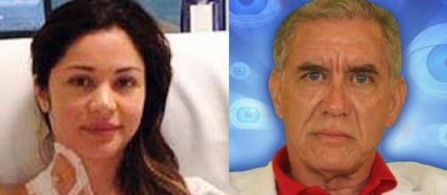 """Maria Melilo, do """"BBB"""", lutou por anos contra um câncer no fígado. (Reprodução Instagram @mariamelilo/TV Globo)"""