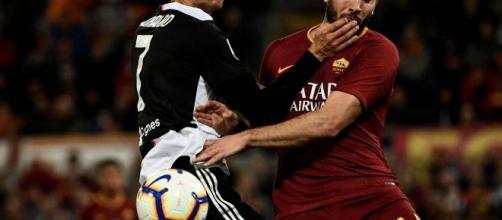 Ore 20.45 diretta Juventus-Roma