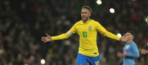 Os 5 maiores artilheiros da seleção brasileira de todos os tempos. (Lucas Figueiredo/CBF)
