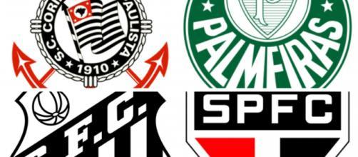 Os titulares de Corinthians, SPFC, Palmeiras e Santos no Paulista ... - com.br