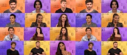 Participantes do BBB 20 foram divulgados este sábado (18). (Arquivo Blasting News)