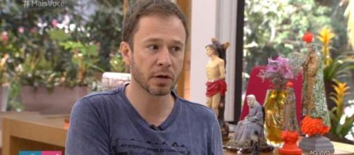 """Tiago Leifert participa do """"Mais Você"""" e fala sobre """"BBB"""". (Reprodução/TV Globo)"""