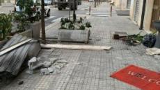 Brindisi, ordigno esplode davanti ad un bar: danni ingenti all'attività commerciale
