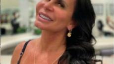 Gretchen responde publicação de Carlos Bolsonaro: 'é apaixonado pelo Thammy'