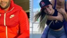 Hulk Paraíba aos poucos começa a mostrar rotina com nova namorada nas redes sociais